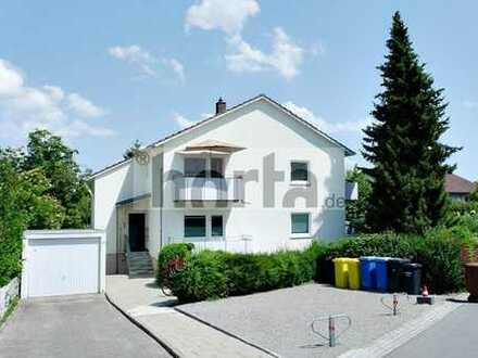 Gemütliche 1-Zimmer-Wohnung mit Balkon in KN-Allmansdorf