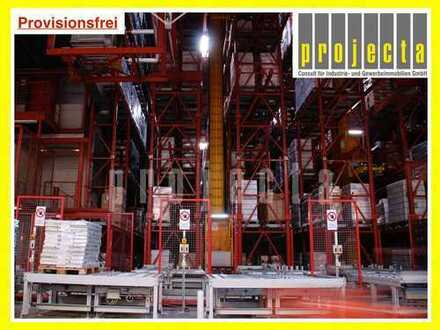 PROVISIONSFREI: 3.000 m² HALLE ** 4,20 €/m² ** 10m UKB ** 10 RAMPEN ** SPRINKLERANLAGE