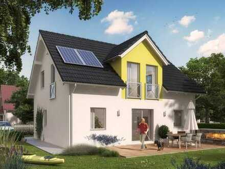 Ihr eigenes Zuhause Frei stehendes Einfamilienhaus - Schlüsselfertiger Massivbau !!!