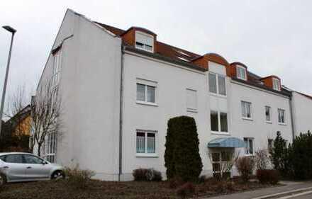 Bald frei !! Gemütliche Wohnung für eine Einzelperson mit nettem Ausblick vom Balkon