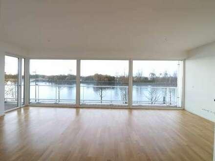 Schöne Aussichten! Traumhafte 3 Zimmer Wohnung mit direkten Blick auf die Weser.
