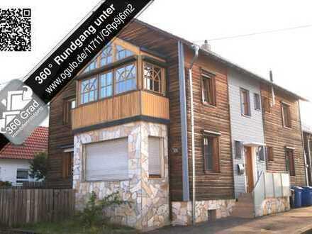 5 Zimmer Wohnung als Haus im Haus Konzipiert