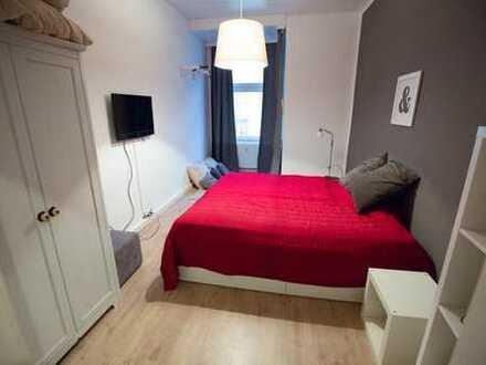 Attraktive 3-Zimmer-Wohnung mit Balkon und EBK in Dortmund