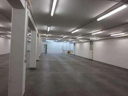 Hochwertige Lagerflächen zwischen 40 m² - 322 m²