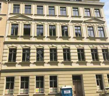 Erstbezug nach Sanierung,Fahrstuhl,Balkon,Innenstadt,grün vorn und hinten,2 Zimmer