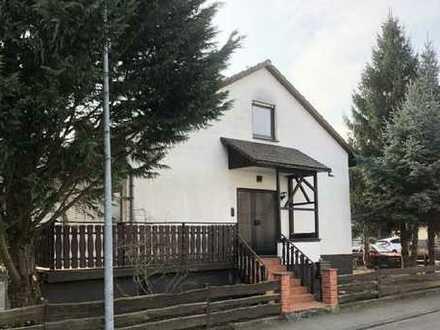 Schönes freistehendes Einfamilienhaus in ruhiger Lage von Bobstadt