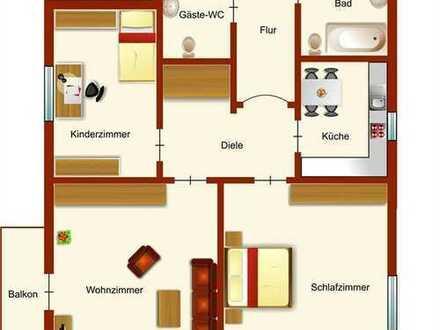 Wohnung mit Flair