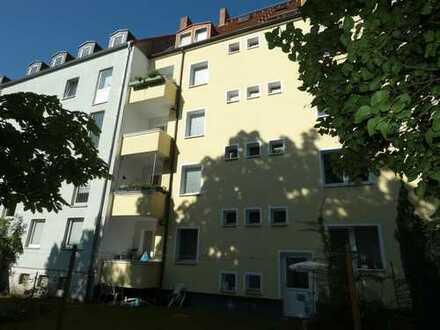 City - Ubbenstraße , ruhige Lage, in 2019 vollständig modernisiert mit Parkett und Balkon