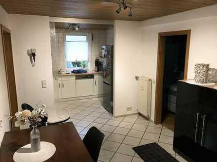 Gepflegte 3-Zimmer-Wohnung mit Balkon und Einbauküche in ruhiger zentraler Lage Tuttlingens