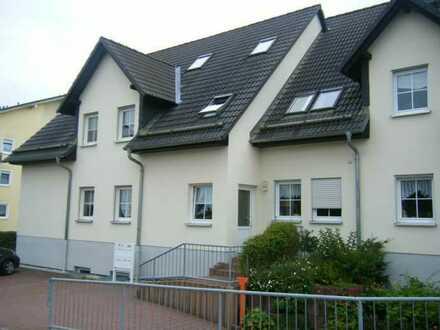 Ruhig gelegene Dachgeschosswohnung am Rand von Plauen