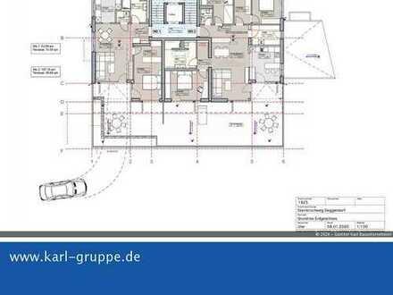 Die letzten Wohnungen im modernen Wohnjuwel in Deggendorf