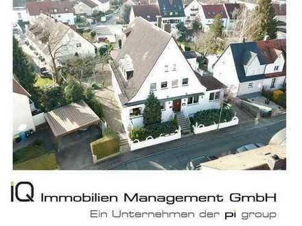 Entwicklungsfähiges Wohn- und Geschäftshaus in bevorzugter Lage in Nürnberg Eibach