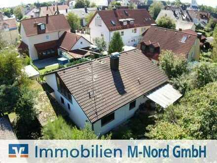 Freistehendes Einfamilienhaus mit eingewachsenem Garten in Unterschleißheim/ Lohhof