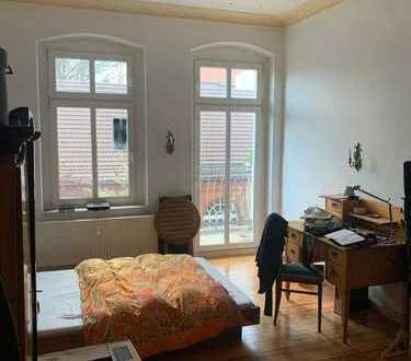 Schöne 2-Zimmer-Wohnung mit sonnigem Balkon in Weißensee
