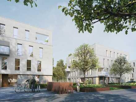 Wohnen am Park: 3,5-Zimmerwohnung in Hannover-Misburg