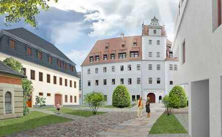 Magazingebäude – Sie residieren im Katharinenkirchhof direkt am Schloss Osterstein