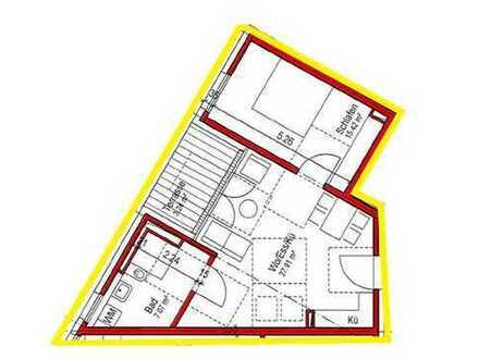 Hochwertige 2-Zimmer-Wohnung im Stadtteil Enzenhardt