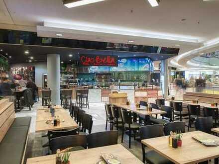 ciao bella - italian food: Restaurant im Hauptbahnhof Münster