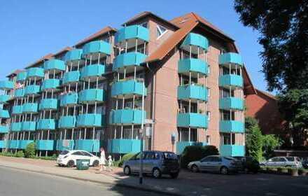 Helles, freundliches 1 Zimmer-Appartament mit Loggia und Küche