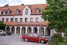 frisch renovierte, helle Wohnung direkt am Bahnhof