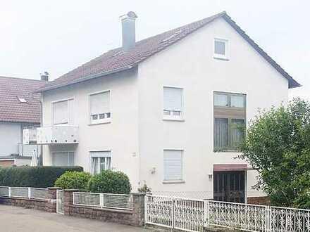 Freistehendes Zweifamilienhaus in Wernau - provisionsfrei - auch ideal als Mehrgenerationenhaus