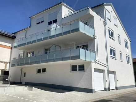 Schöne 2-Zimmer-Wohnung mit Balkon in Neubau