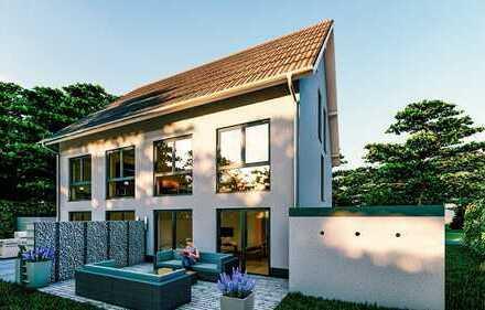 Projektierte Doppelhaushälfte in ruhiger Lage!