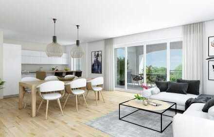 RESERVIERT - Stilvolle 3-Zimmer-Gartenwohnung in kleiner, hochwertiger Anlage