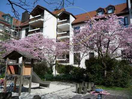 4-Zi.-Maisonette-Wohnung in ruhiger Innenhoflage in Mü.-Maxvorstadt