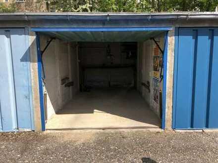 Garage in Chemnitz/Kaßberg