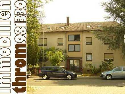 1-Zimmerwohnung im Souterrain