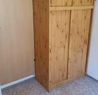Kleines möbliertes Appartement/17 qm, frei ab 01.09.2021