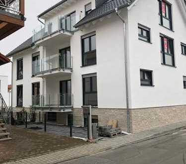 Erstbezug: Stilvolle 4-Zimmer Wohnung