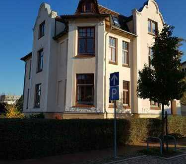 Helle große 2-Zimmer-Wohnung, ruhige Lage direkt in Bad Doberan