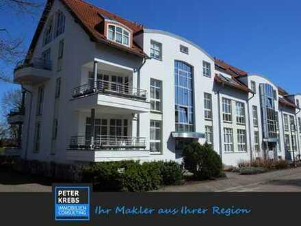 Ihre Altersvorsorge: Schöne Wohnung in Seddiner See