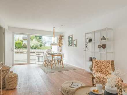 Moderne Traumwohnung +++ mit Balkon und Garage in zentraler Lage ++ PROVISIONSFREI