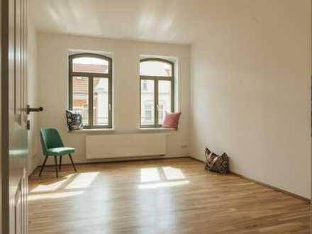 Neu sanierte Wohnung direkt an der Karl-Heine-Straße