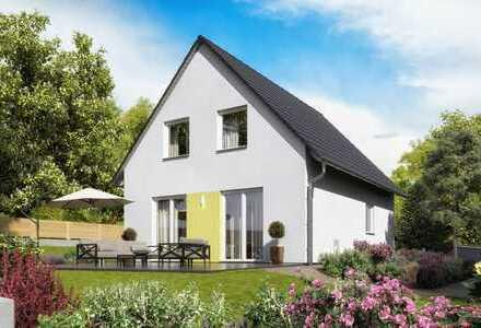 Viel Wohnraum auf kleiner Fläche in Kleinolbersdorf-Altenhain