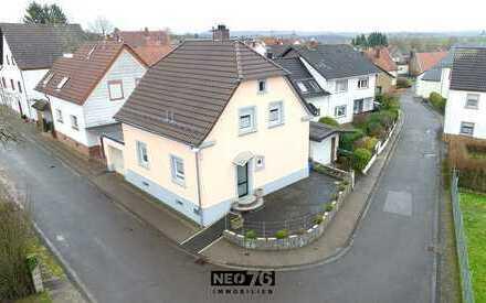 Einfamilienhaus in Herschberg zu verkaufen!