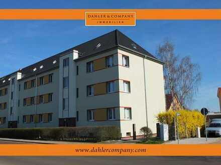 SEENÄHE / schmucke 3 Zimmer-Wohnung mit großem Balkon