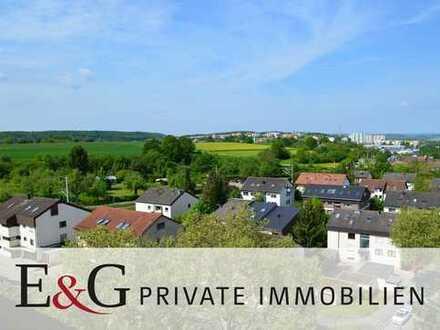 Wohnen mit Weitblick: Großzügige 4,5-Zimmer-Wohnung in Böblingen