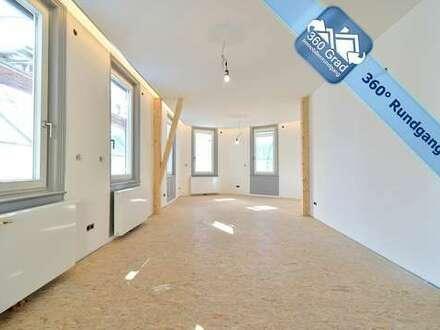 Moderne 3,5-Zi.-Wohnung im historischen Fachwerk