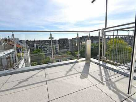 DOWNTOWN PENTHOUSE FLAT IN DUESELDORF