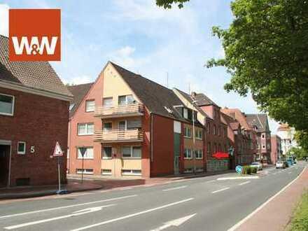 3 Zimmer Erdgeschosswohnung mit Balkon in TOP-Innenstadtlage zu verkaufen!