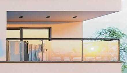 3- Zimmer Wohnung mit großem Balkon!