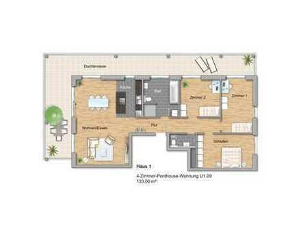 Tolle Penthousewohnung in der Neuen Ortsmitte