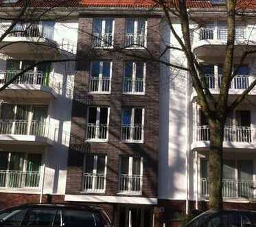gemütlich eingerichtete (möblierte) 2 Zimmerwohnung in citynaher Lage