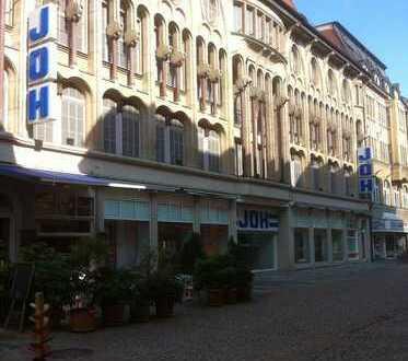 Gut frequentierte und teilbare Einzelhandelsflächen im Herzen von Zwickau