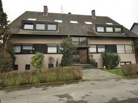 Gemütliche Dachgeschoss-Wohnung in Dortmund-Derne mit Küche