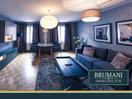 BRUMANI | Möbliertes Luxus Apartment im Herzen von Freiburg im Breisgau